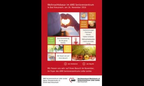 Freiwilligeneinsatz bei der AWO Bad Kreuznach