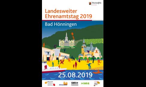 Teilnahme am Ehrenamtstag 2019 in Bad Hönningen am 25.08.2019