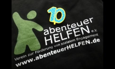 10 Jahre abenteuer HELFEN e.V. (28.09. - 05.10.2019)